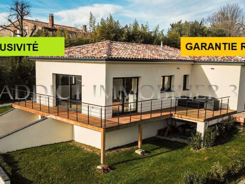 Vente maison / villa Castelnau-d'estretefonds 375000€ - Photo 1