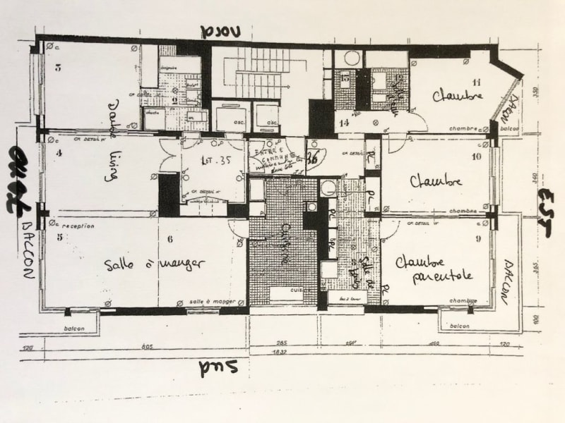Vente appartement Paris 16ème 2190000€ - Photo 7