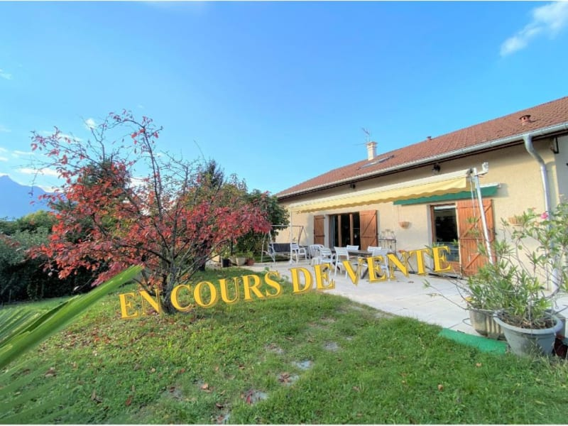Verkauf haus Aix-les-bains 695000€ - Fotografie 1