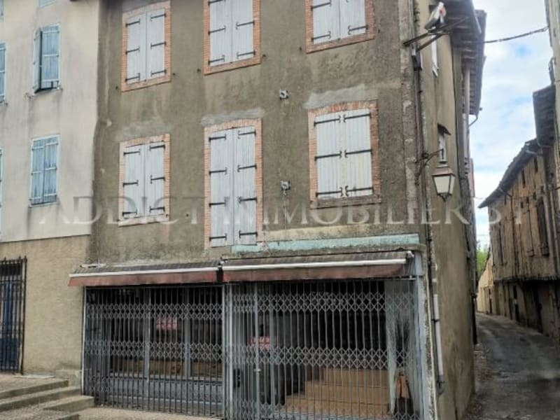 Vente immeuble Puylaurens 70 000€ - Photo 1