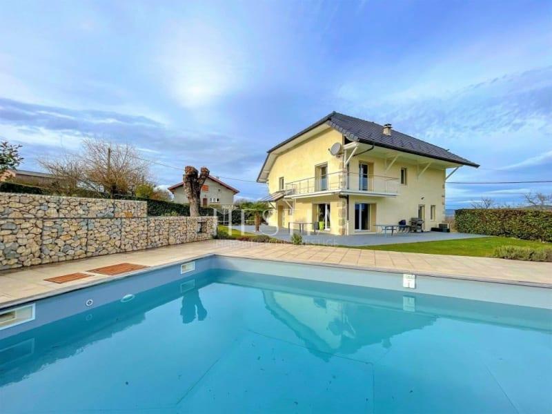 Vente maison / villa Chavanod 859000€ - Photo 4