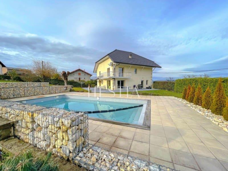Vente maison / villa Chavanod 859000€ - Photo 9