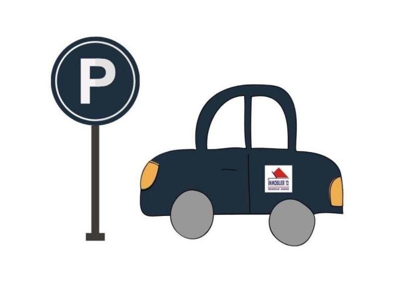 Location parking La primaube 20€ CC - Photo 1