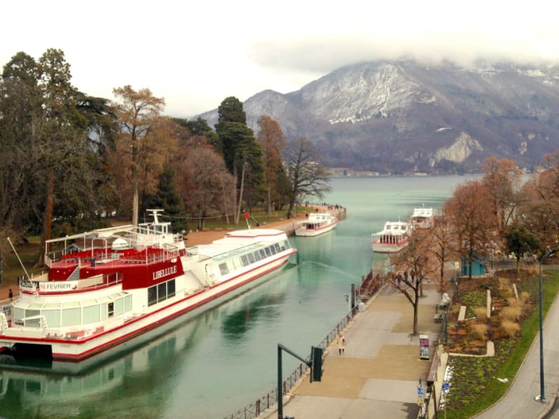 Rental apartment Annecy 1563,65€ CC - Picture 4