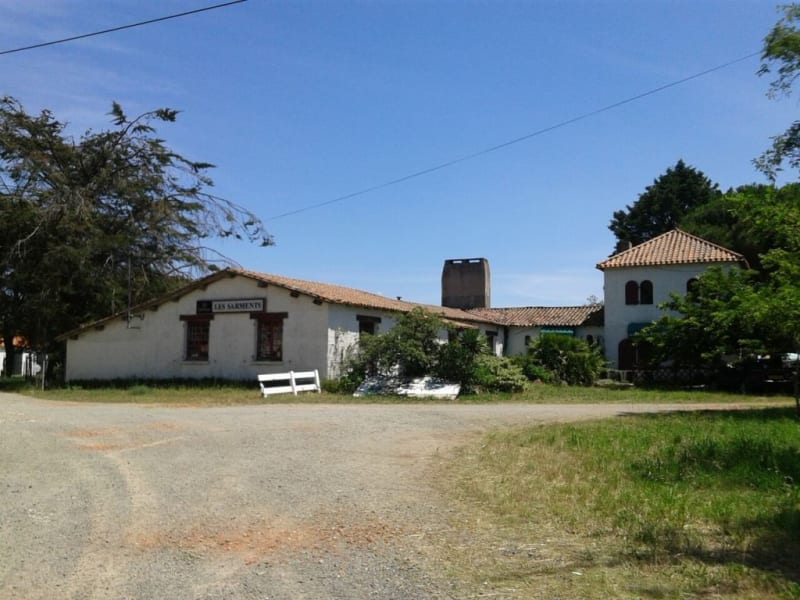 Sale house / villa Les sables-d'olonne 571175€ - Picture 1