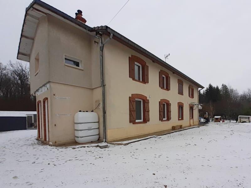 Sale house / villa Savigny en revermont 235000€ - Picture 1