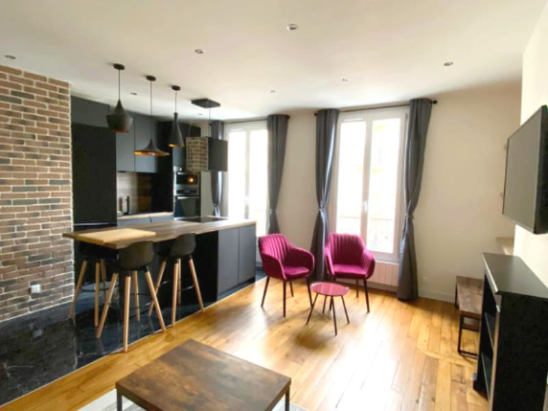 Location appartement Levallois 1 540€ CC - Photo 1