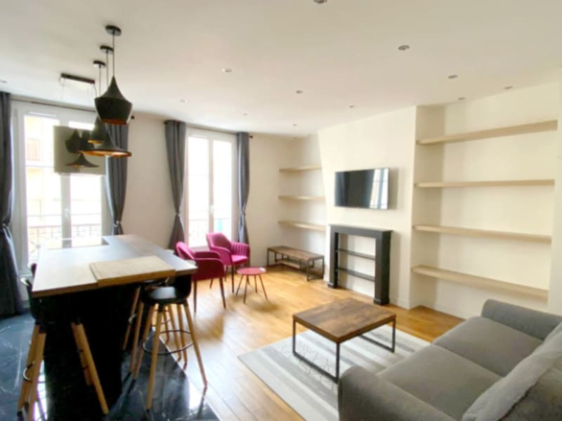 Location appartement Levallois 1 540€ CC - Photo 2