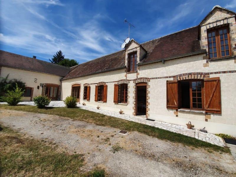 Vente maison / villa Nailly 316000€ - Photo 1