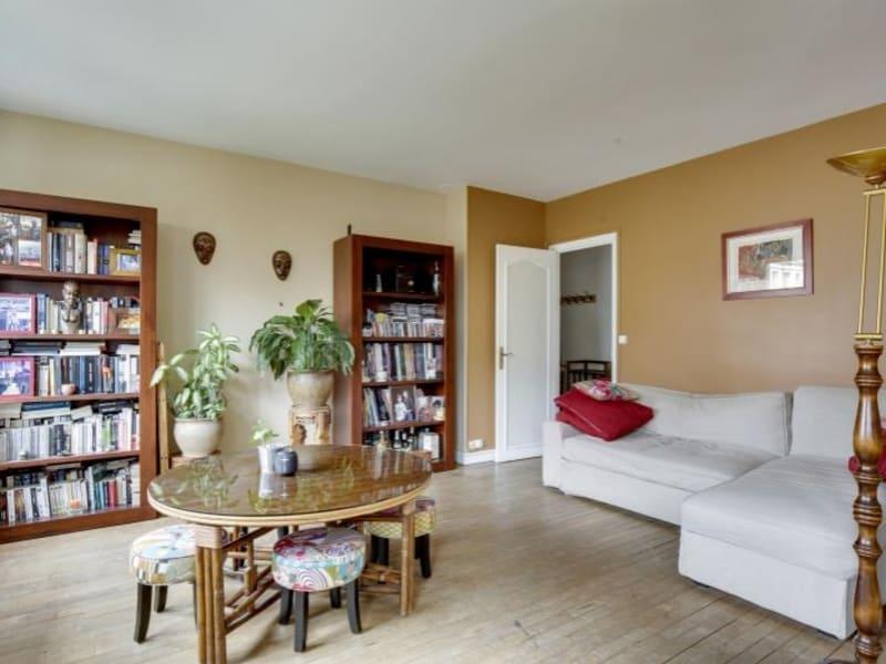Vente appartement Versailles 520000€ - Photo 1