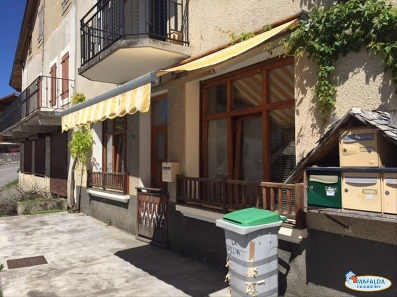 Vente appartement Mont-saxonnex 99000€ - Photo 1
