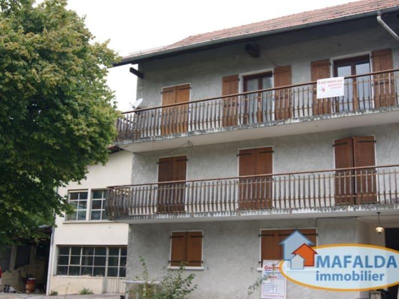 Vente appartement Mont saxonnex 148000€ - Photo 1