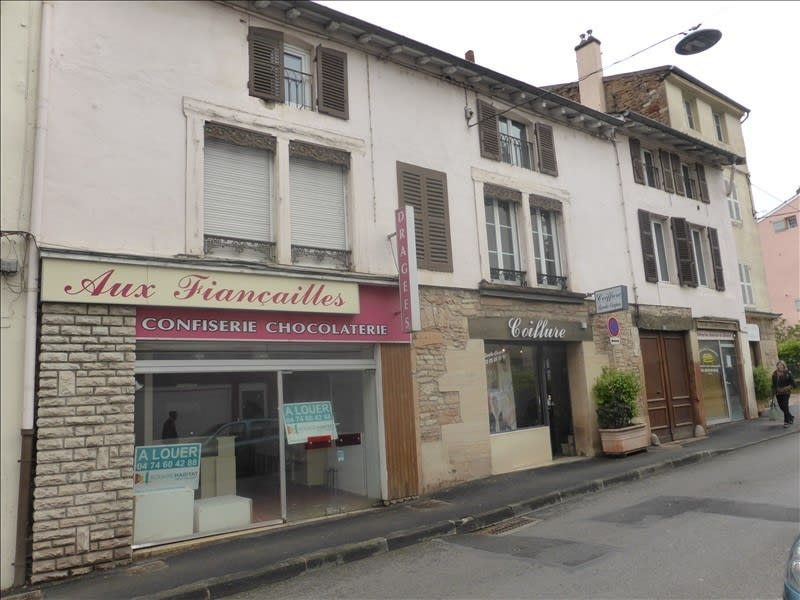 Vente immeuble Macon 649 000€ - Photo 1