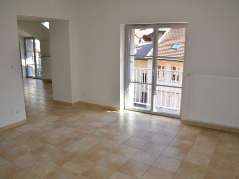 Sale apartment Nantua 90000€ - Picture 1