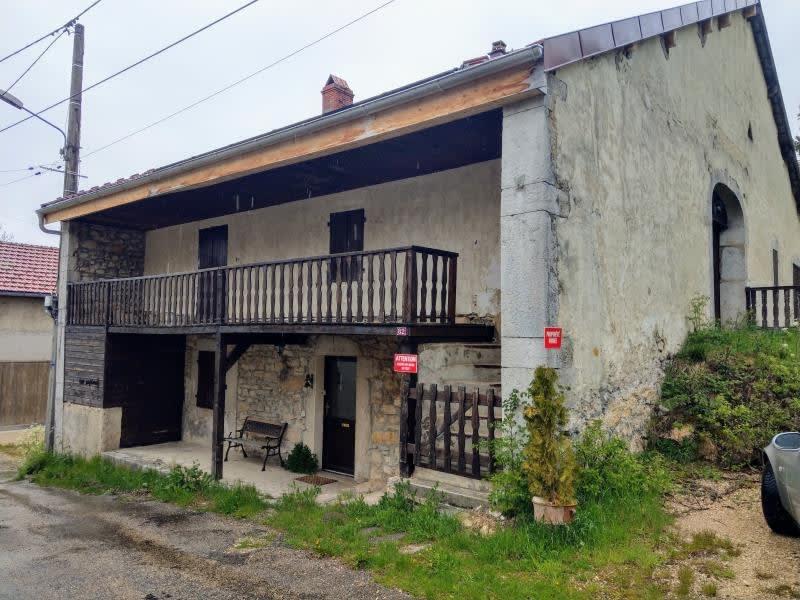 Sale house / villa Belleydoux 240000€ - Picture 1