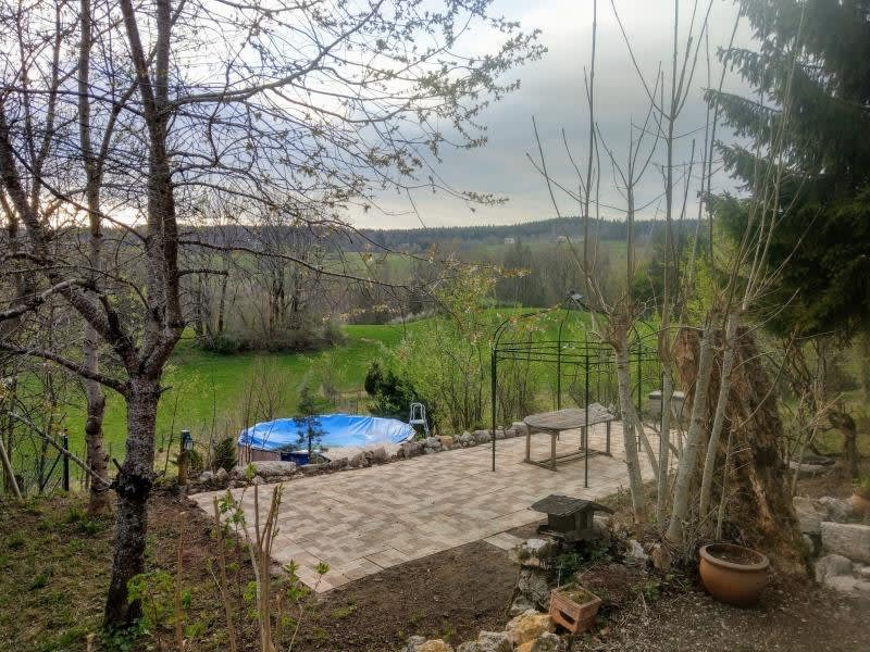Sale house / villa Belleydoux 240000€ - Picture 2