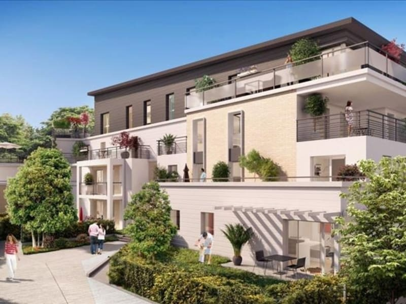 Vente appartement Lagny sur marne 357000€ - Photo 2