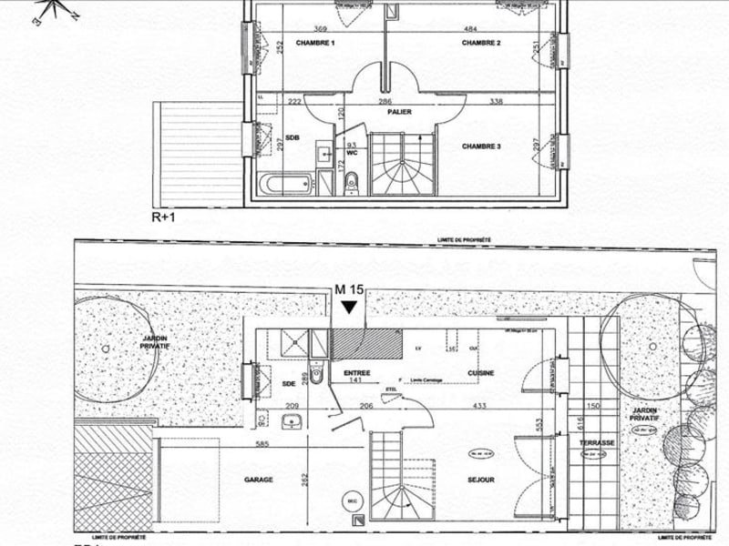 Sale house / villa Lagny sur marne 355000€ - Picture 2