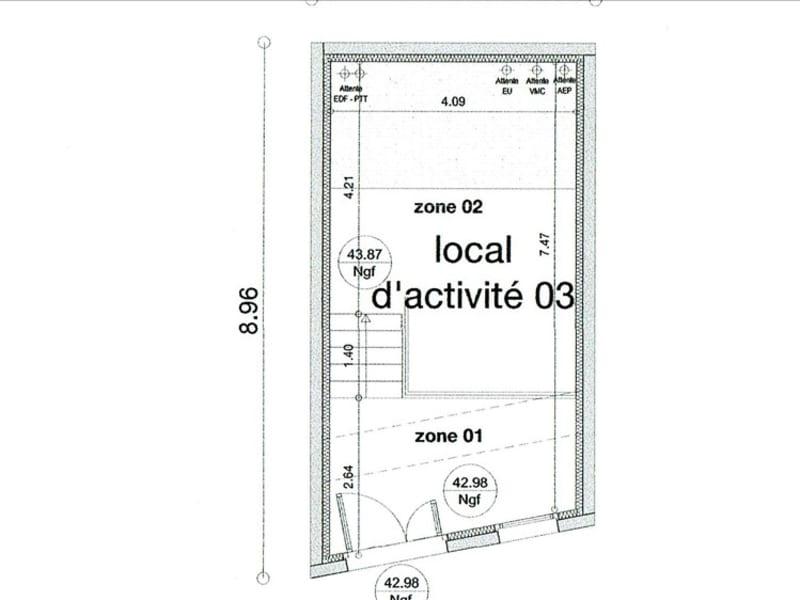 Sale empty room/storage Lagny sur marne 95040€ - Picture 2