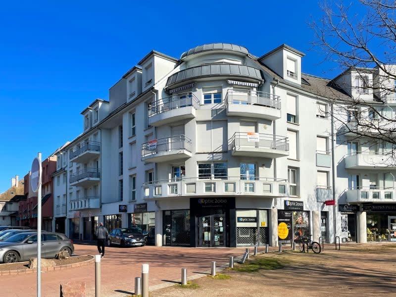 Vente appartement Lingolsheim 294000€ - Photo 2