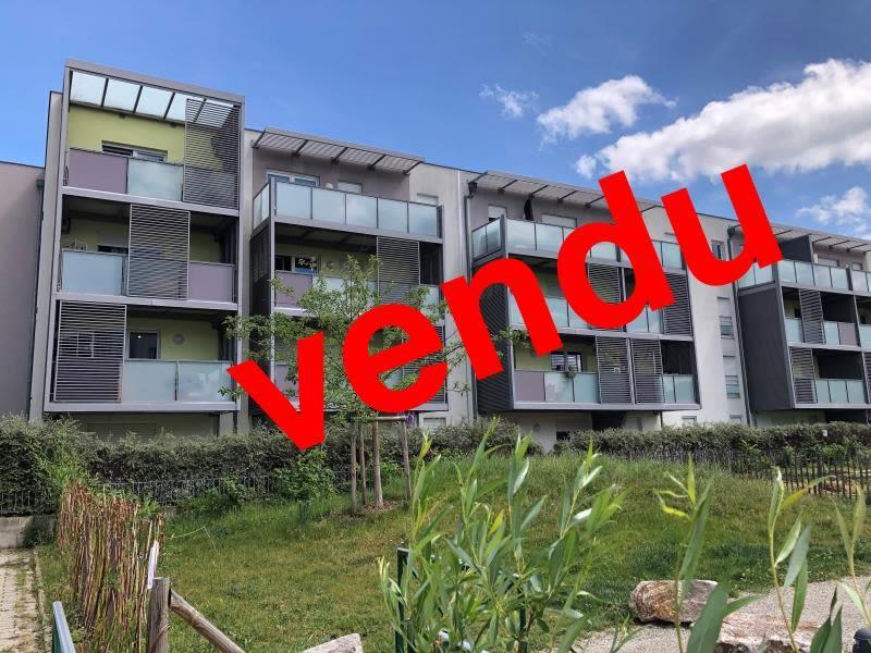 Vente appartement Strasbourg 222000€ - Photo 1