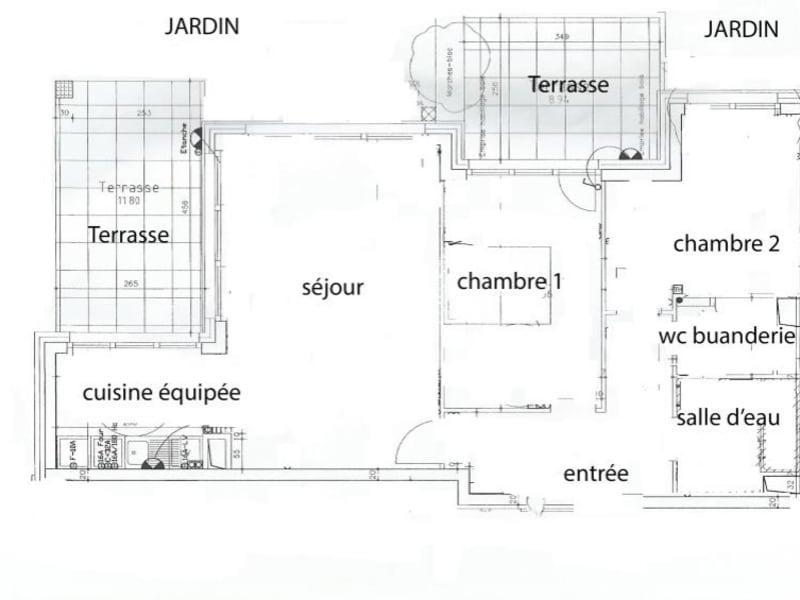 Vente de prestige appartement Strasbourg 414000€ - Photo 3