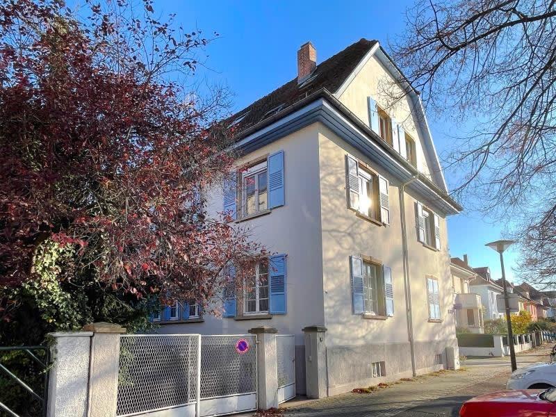 Vente appartement Strasbourg 609000€ - Photo 1