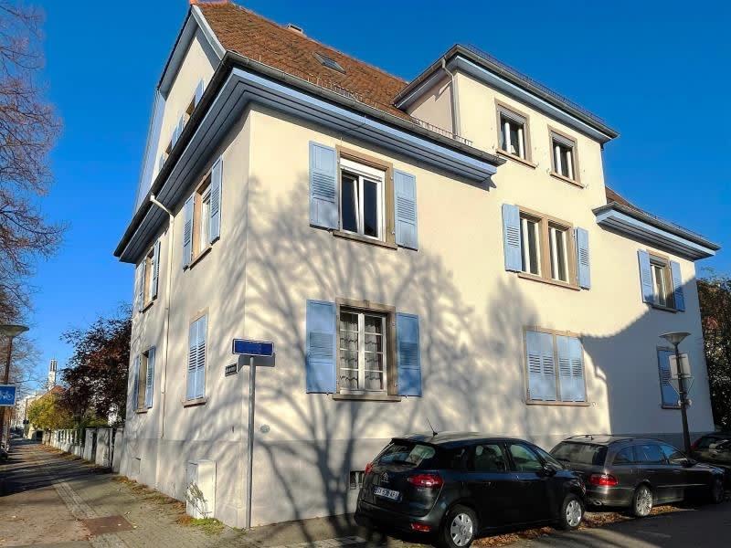 Vente appartement Strasbourg 609000€ - Photo 2