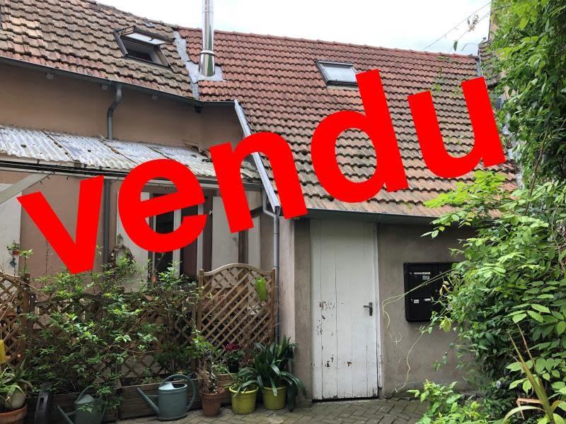 Vente appartement Strasbourg 263000€ - Photo 1
