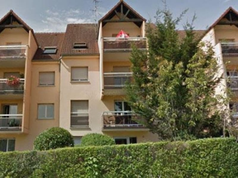 Vente appartement Strasbourg 176 500€ - Photo 1