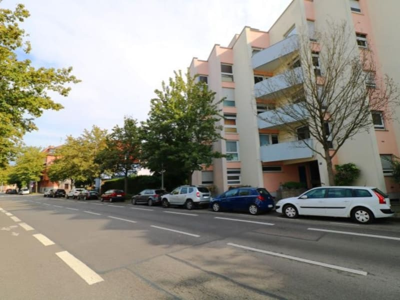 Vente appartement Strasbourg 181000€ - Photo 1