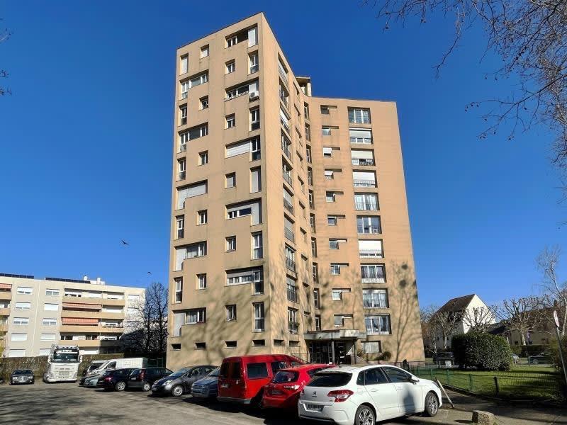 Vente appartement Strasbourg 159000€ - Photo 1