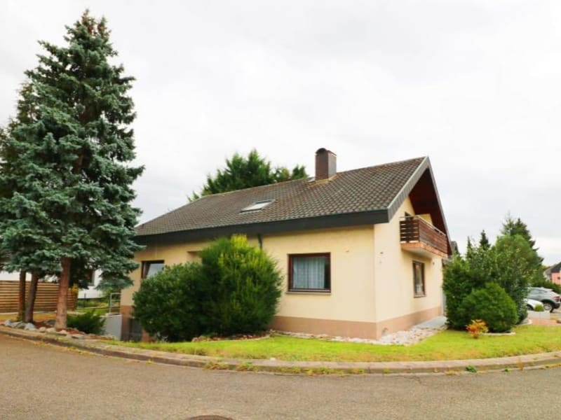 Vente maison / villa Strasbourg 420 000€ - Photo 1