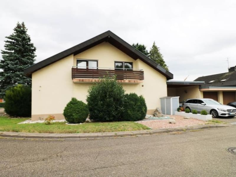 Vente maison / villa Strasbourg 420 000€ - Photo 10