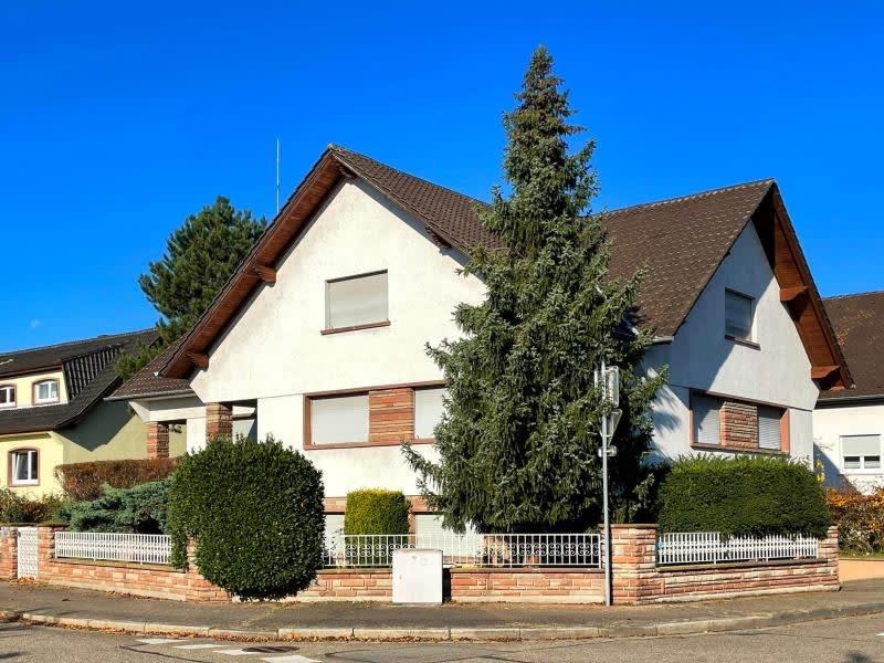Vente maison / villa Strasbourg 599000€ - Photo 1