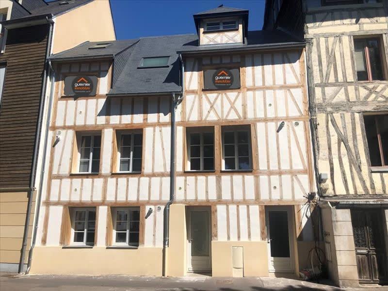 Sale apartment Rouen 138600€ - Picture 1