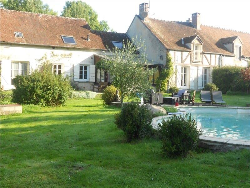 Sale house / villa Provins 288000€ - Picture 2