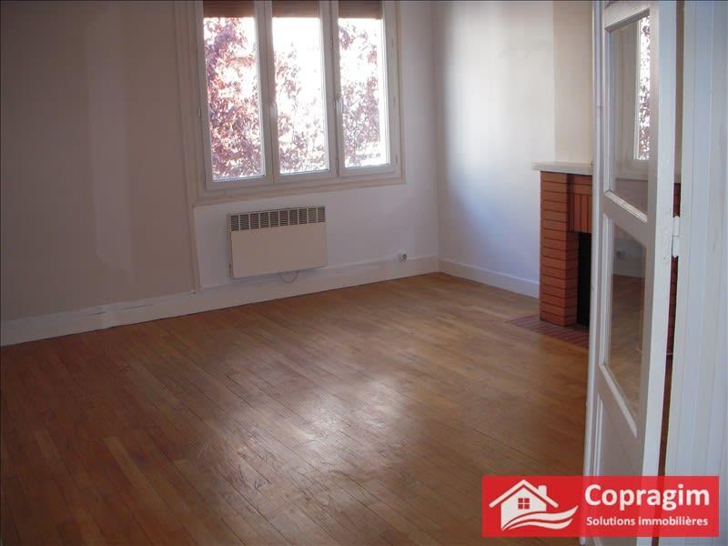 Rental apartment Montereau fault yonne 395€ CC - Picture 1