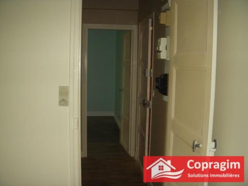 Rental apartment Varennes sur seine 515€ CC - Picture 1