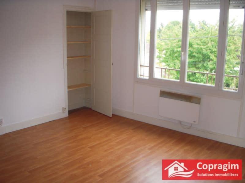 Rental apartment Varennes sur seine 515€ CC - Picture 2