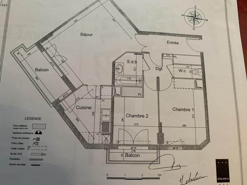 Vente appartement Gennevilliers 393000€ - Photo 4
