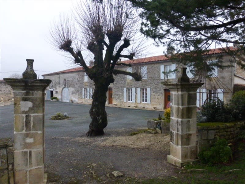 Deluxe sale house / villa Berneuil 399 000€ - Picture 1
