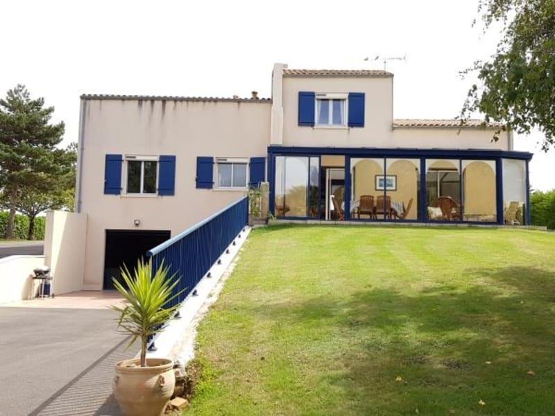 Vente de prestige maison / villa Cabariot 456750€ - Photo 1