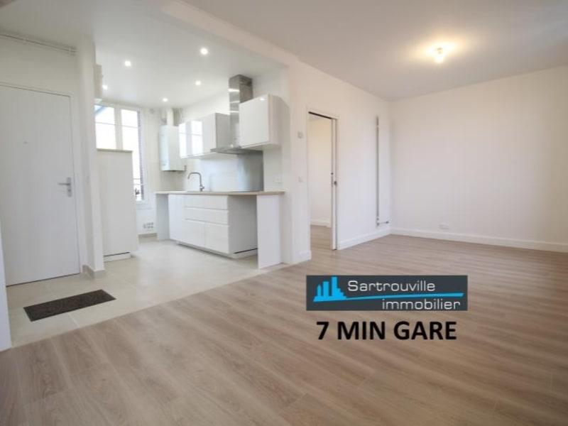 Sale apartment Sartrouville 298000€ - Picture 1