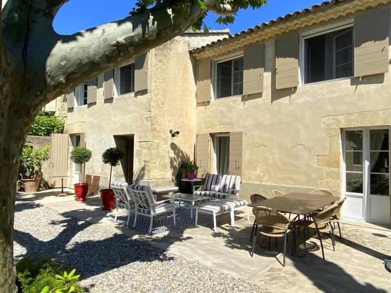 Sale house / villa Pelissanne 790000€ - Picture 1