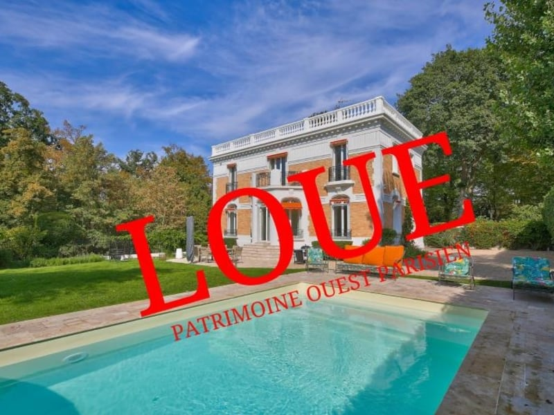 Rental house / villa St germain en laye 9700€ CC - Picture 1