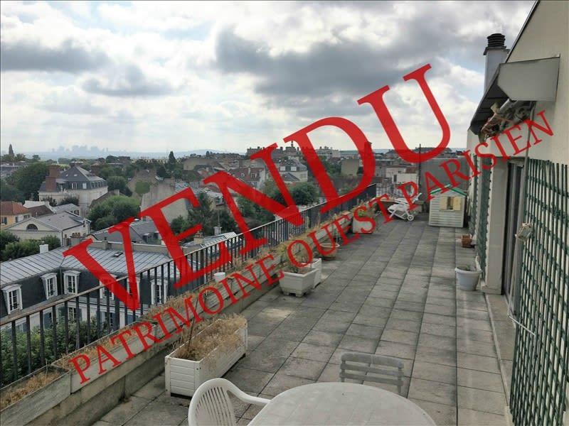 Sale apartment St germain en laye 1010000€ - Picture 1