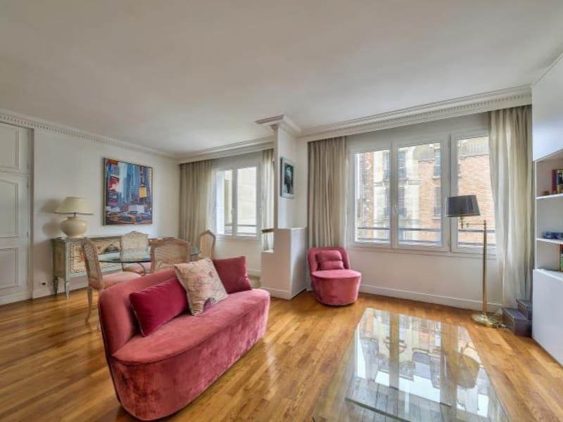 Sale apartment Boulogne billancourt 546000€ - Picture 1