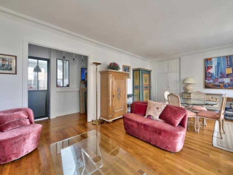 Sale apartment Boulogne billancourt 546000€ - Picture 2