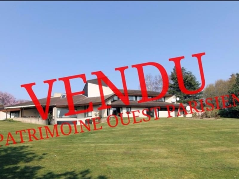 Vente maison / villa Chambourcy 1490000€ - Photo 1